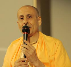 Radhanath Swami on Nature of human ego