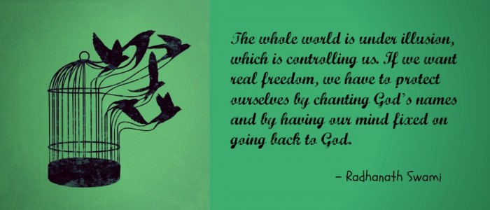 Radhanath Swami on Reality of life