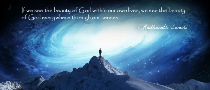 Radhanath Swami on Freeing our heart of darkness