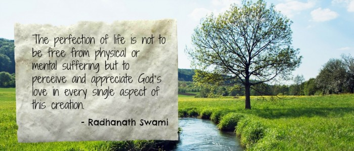 Radhanath Swami on God's love