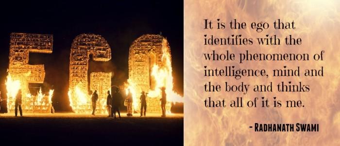 Radhanath Swami - Mind, intelligence ego